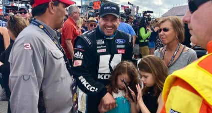 Ryan Newman on his recovery, return: 'I feel like a complete walking miracle'
