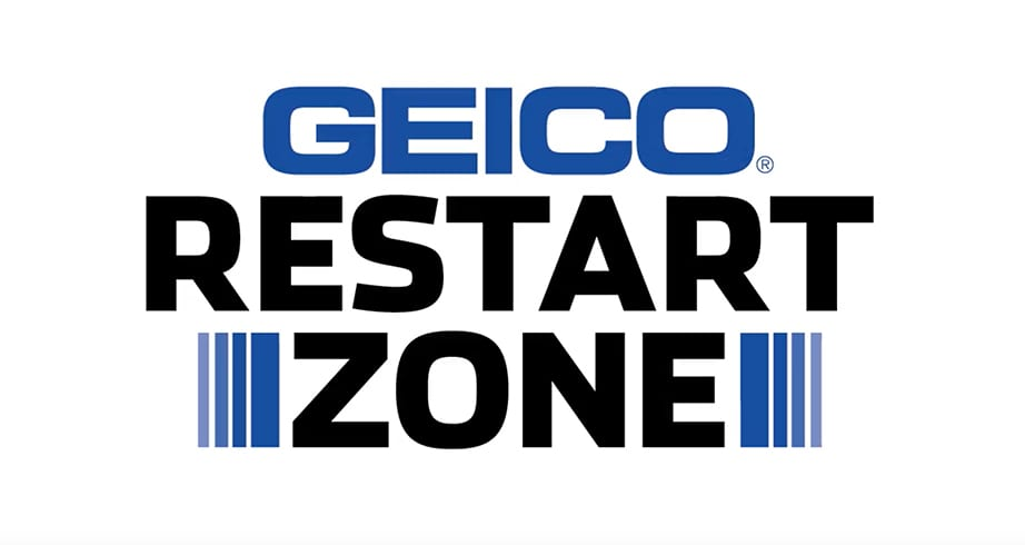 GEICO Restart Zone: Track position at Indy