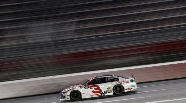 Austin Dillon Finishes 14th At Charlotte Motor Speedway