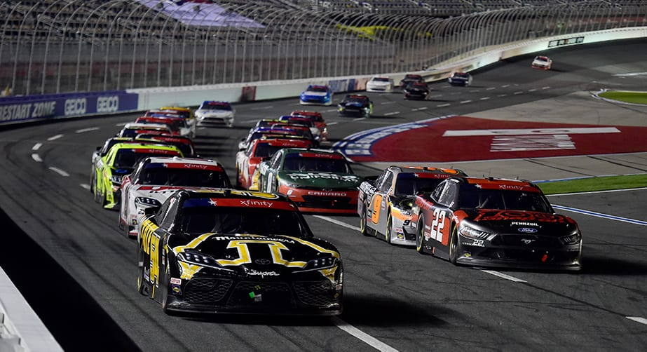 Race Recap: Kyle Busch wins the Alsco 300 at Charlotte Motor Speedway