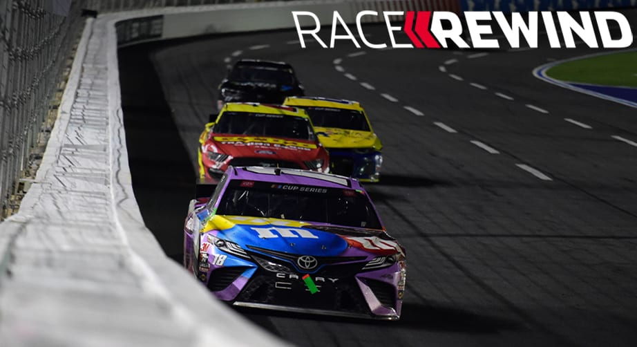 Race Rewind: Chase Elliott's win at Charlotte in 15