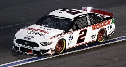 Brad Keselowski to start first after Cup Series draw for Sunday's race at Bristol