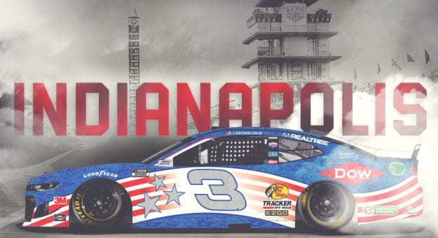 Paint Scheme Preview: Indianapolis Motor Speedway 2020