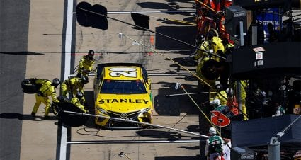 NASCAR issues lug-nut penalty from Bristol