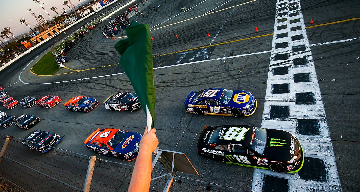 ARCA Menards West Returns To Racing At Utah & Irwindale