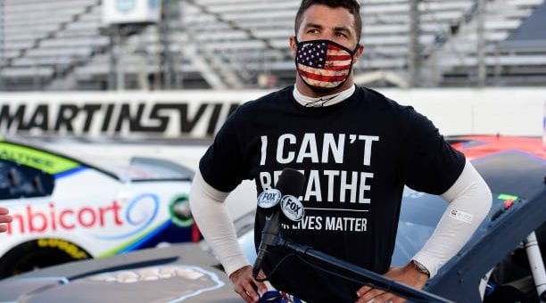 Bubba Wallace Places 11th At Martinsville Speedway.jpg