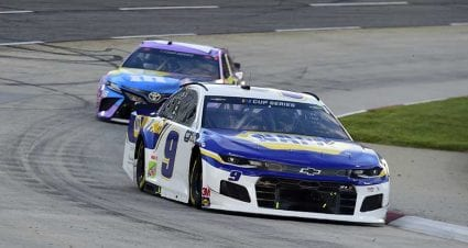NASCAR issues L1, lug-nut penalties after Martinsville