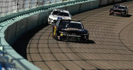 Brandon Brown places 14th at Homestead-Miami Speedway
