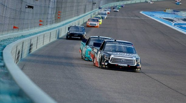 Christian Eckes Drives No 18 Toyota Tundra To Eighth Place Finish At Homestead Miami Speedway.jpg