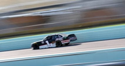 Michael Annett takes sixth at Homestead-Miami Speedway