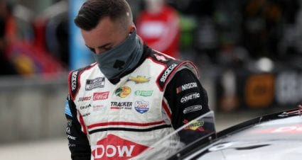Austin Dillon drives No. 3 Chevrolet Camaro to seventh-place finish at Homestead-Miami Speedway
