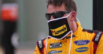 Michael McDowell drives No. 34 Ford Mustang to 15th-place finish at Homestead-Miami Speedway