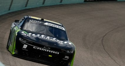 Ross Chastain places third at Homestead-Miami Speedway