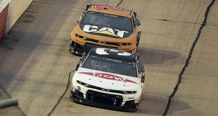 Austin Dillon, rookie Reddick excelling early for rejuvenated Richard Childress Racing