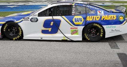 Ride with Clyde: Watch Chase Elliott's Talladega in-car camera on YouTube