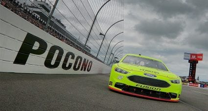 Pocono 101: TV times, key statistics, revised procedures and more