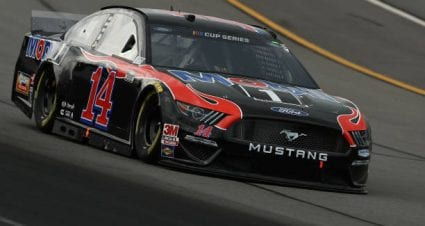 Clint Bowyer finishes seventh at Pocono Raceway