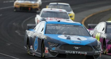 Ryan Newman drives No. 6 Ford Mustang to 15th-place finish at Pocono Raceway