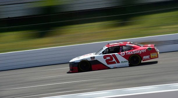 Myatt Snider Earns First Career Top Five Spot With Fourth Place Finish At Pocono Raceway.jpg
