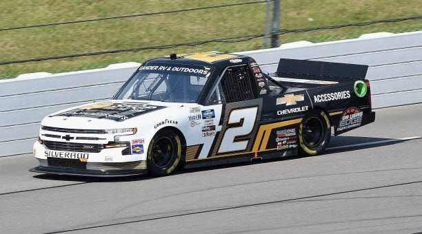 Sheldon Creed Leads 31 Laps At Pocono Raceway Takes Third.jpg