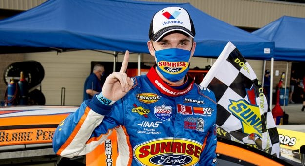 Blaine Perkins & Jesse Love Pad First Wins With Multiple Contingency Awards
