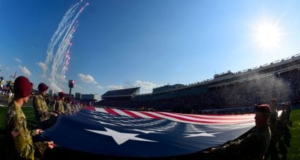 NASCAR to honor frontline, military heroes alike in NASCAR Salutes Refreshed by Coca-Cola