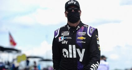 Jimmie Johnson reports positive COVID-19 test