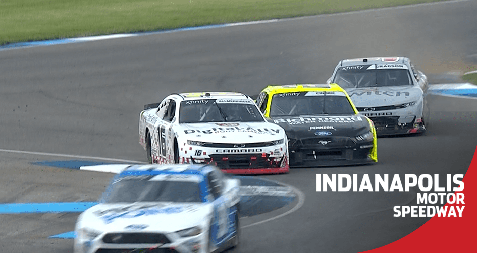 Briscoe beats the best for Indy road course win
