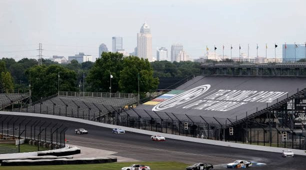 Alex Labbe Drives No 90 Chevrolet Impala To Eighth Place Finish At Indianapolis Motor Speedway Road Course.jpg