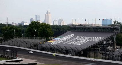 Austin Cindric finishes fifth at Indianapolis Motor Speedway Road Course