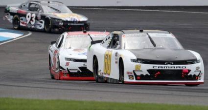 Brandon Brown places 11th at Indianapolis Motor Speedway Road Course