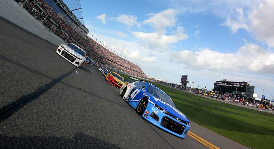 NASCAR unveils August racing schedule