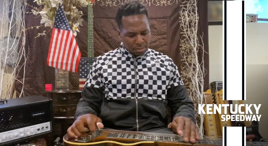 Robert Randolph performs national anthem at Kentucky
