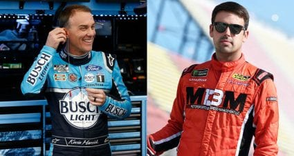 Driver Survey: The stat that puts Timmy Hill, Kevin Harvick in the same club