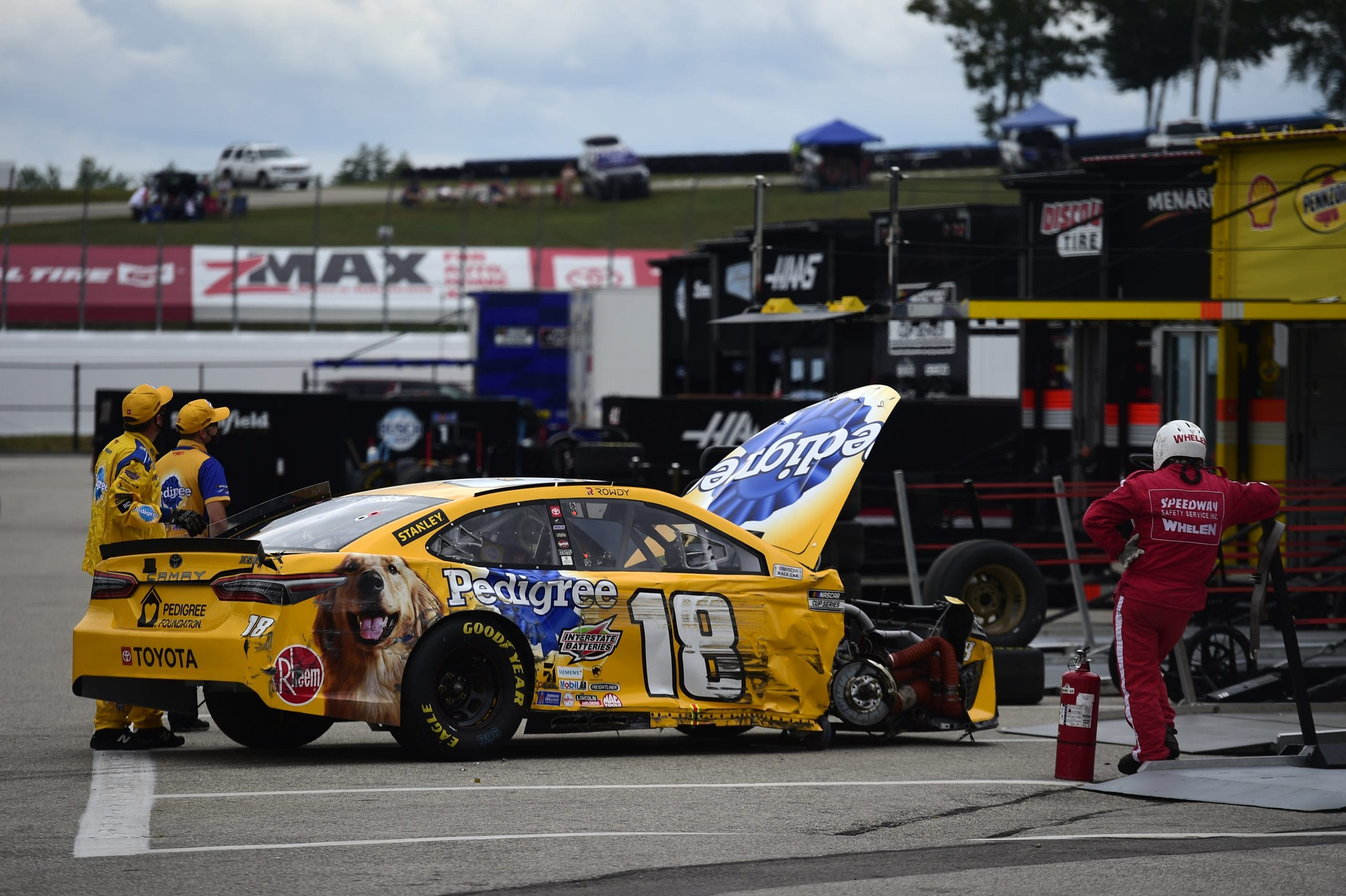 New Hampshire Speedway Results