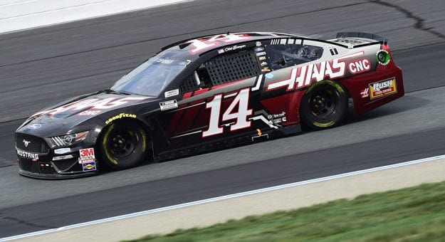 Clint Bowyer No. 14 Stewart Haas Racing Ford