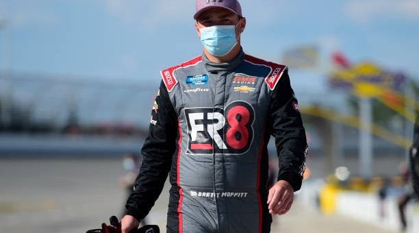 Brett Moffitt Drives No 23 Chevrolet Silverado To Sixth Place Finish At Michigan International Speedway.jpg