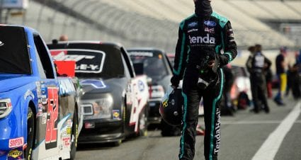Ben Rhodes places fifth at Dover International Speedway