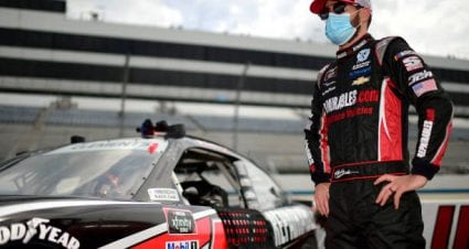 Jeremy Clements drives No. 51 Chevrolet to 13th-place finish at Dover International Speedway