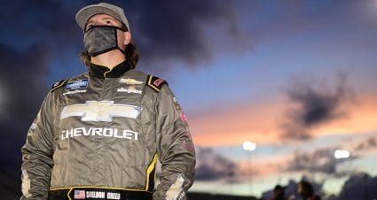 Why Sheldon Creed's 'purity' elevates him to Gander Trucks title favorite
