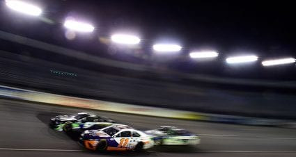 Four national-series teams penalized for lug-nut infractions after Richmond