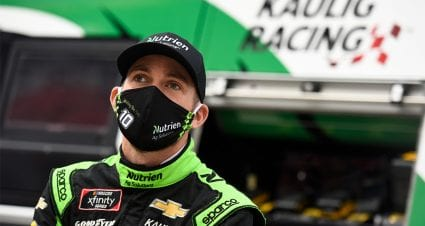 Chastain focused on 2020 Xfinity playoffs amid Cup Series plans