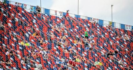 Saving the season: How NASCAR welcomed fans back in 2020 with COVID-19 precautions