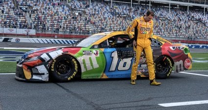 Defending champion Kyle Busch eliminated from NASCAR Playoffs