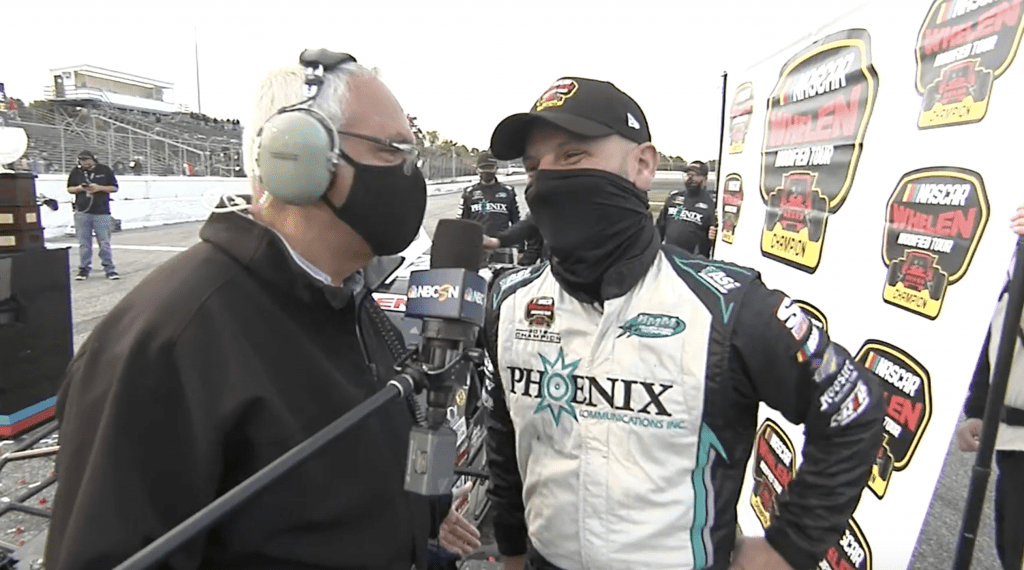 NWMT 2020 Champion Justin Bonsignore