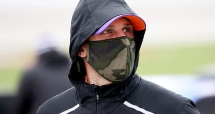 Analysis: Reason to worry for Denny Hamlin as Round of 8 continues at Texas?