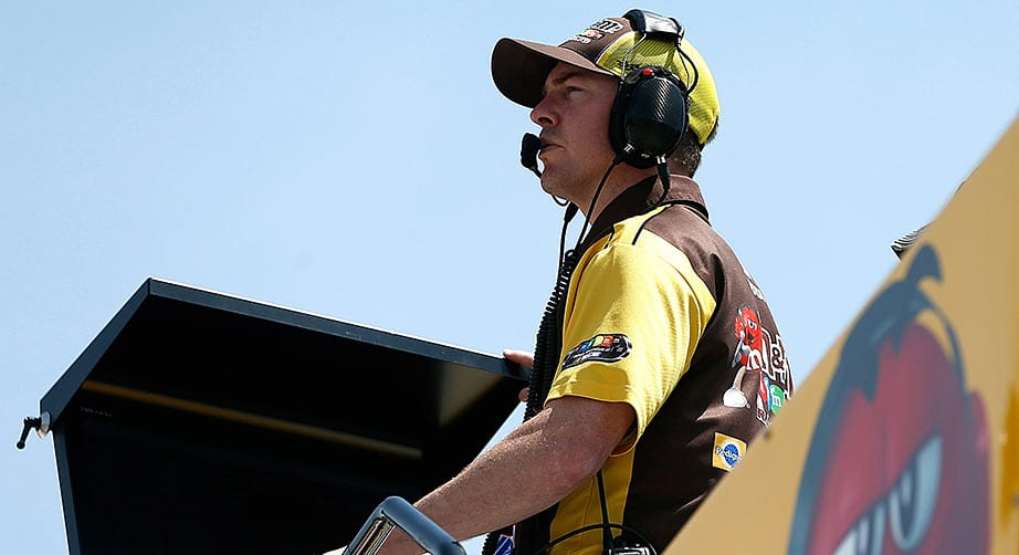 Inside Ben Beshore's path to Cup Series crew chief   NASCAR