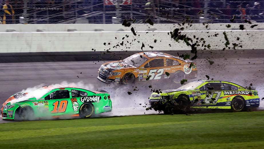 The National Association for Stock Car Auto Racing (NASCAR) is an American auto racing sanctioning and operating company that is best known for stock-car racing. Its three largest or National series are the Monster Energy NASCAR Cup Series, the Xfinity Series, and the .